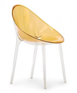 Kartell Mr. Impossible seat