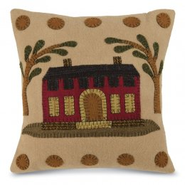 Manor House Pillow