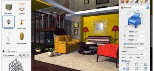3D Home Interior Design software