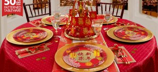 Chinese New Year home decorations Ideas