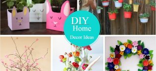Easy Cheap Home Decor ideas