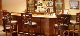 Home Bar Decorating ideas Pictures