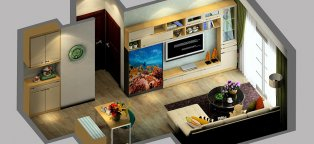 Home Interior Design for small House