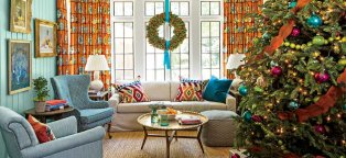 Homes and Gardens Christmas decorations