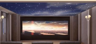 Interior Design Home Theater