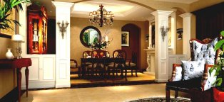 Traditional Home Interior Design
